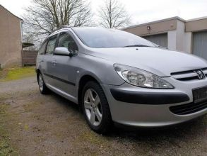 Peugeot 307 sw czesci blacharskie