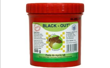 Pasta bhp do mycia rąk black out