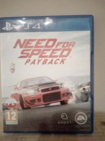Gra Need For Speed Pay back na konsole ps4