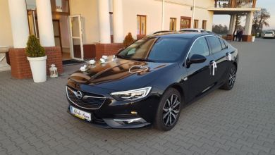 Opel Insignia Grand Sport 2018r. *Do ślubu*