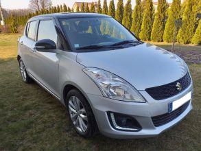 Suzuki Swift 1.2 benzyna